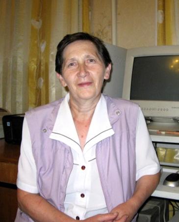 Леонтьева Галина Васильевна