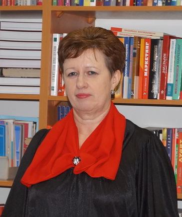 Литвинова Лариса Викторовна