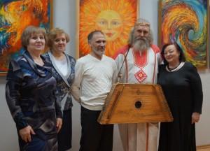 Встреча в Художественной галерее с А.Субботиным 2015г.
