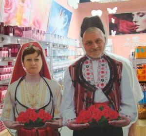 Л. Литвинова и С.Пенев Варна 2014г.