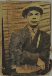 Д.Ф. Федюнин (1912-1944)