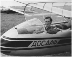 Крохин А. перед полётом
