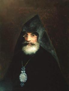 «Портрет брата Габриэля», 1883г.