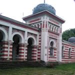 здание ванн Островского