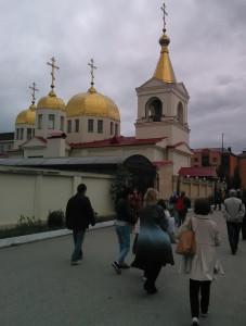 церковь Михаила Архангела Грозный