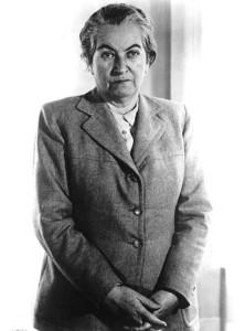 Габриэла Мистраль