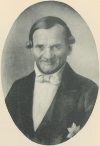 Ф.Н. Глинка в Твери. 1878 год