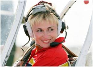 Светлана Капанина - мастер спорта международного класса