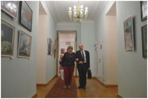 В. Агамирова и А. Крохин