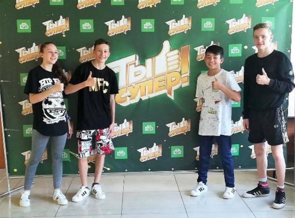 Ребята — участники танцевальной команды MastaFunk, созданной и развивающейся на базе киреевского детского интерната