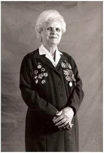 Мария Николаевна Попова