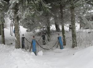 Памятник Соломатину А.Ф. - Герою Советского Союза