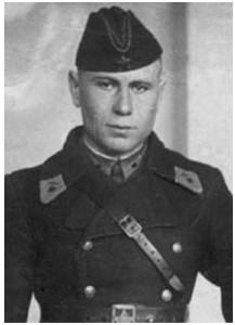 Лётчик Соломатин А.Ф.