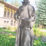 Памятник Захарию Зографу