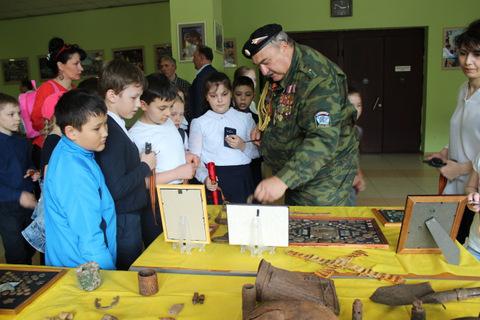 Выставка коллекции орденов и медалей СССР и России
