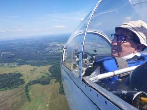 В свободном полёте