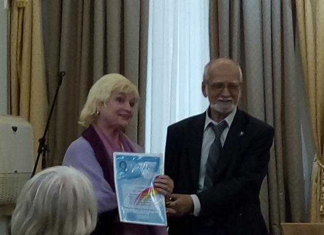 Т. Чеглова и Р. Тишковский