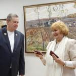 В. Гридунов и Е. Няголова