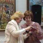Е. Няголова и Е. Шарова