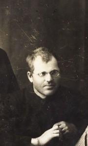 Маслов Дмитрий Васильевич (1897-1942)