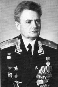 Начальник ЧВВАКУШ генерал-майор Авиации Г.С. Бельцов