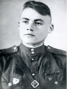 Военноу Фото Зерцалова П.Г.
