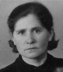 Петрова Августина Ивановна (1925-2009)