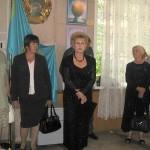 Наталия Евгеньевна Барбарат читает стихи Татьяны Андреевой...